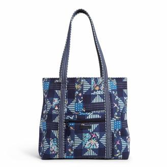 Vera Bradley Persistence Patchwork Tote Bag
