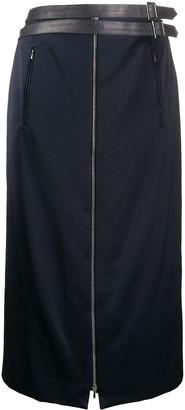 Christian Dior 2000 Zipped Skirt