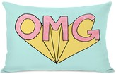 OMG Burst Multi Decorative Pillow by OBC - 14x20
