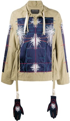 Craig Green Embroidered Pull-Over Jacket