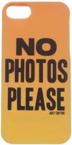 Juicy Couture No Photos Please iPhone Case