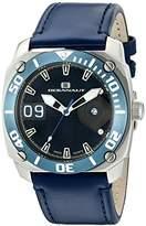 Oceanaut Men's OC1342 Barletta Analog Display Swiss Quartz Watch