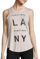Sundry LA/NY Cotton Tank Top