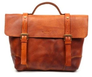 Old Trend Brookside Leather Briefcase
