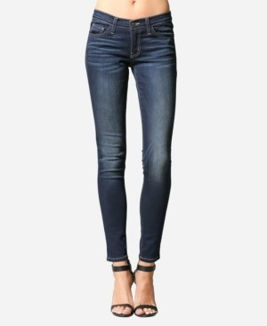 Flying Monkey Regular Rise Super Soft Skinny Ankle Jeans