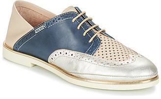 PIKOLINOS SANTORINI W3V women's Casual Shoes in Blue