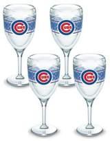 Tervis MLB Chicago Cubs Select 9 oz. Stemmed Wine Glasses (Set of 4)