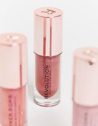 Revolution Shimmer Bomb Lip Gloss - Distortion
