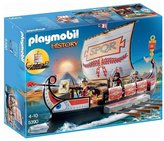 Playmobil 5390 History Roman Warrior's Ship