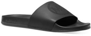 Michael Kors Michael Gilmore Pool Slide Sandals Women's Shoes