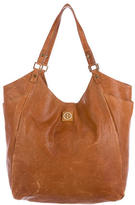 Tory Burch Smooth Leather Tote