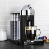 Crate & Barrel Nespresso ® VertuoLine Chrome Coffee-Espresso Maker