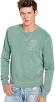 Denim & Supply Ralph Lauren Cotton French Terry Sweatshirt, Olive