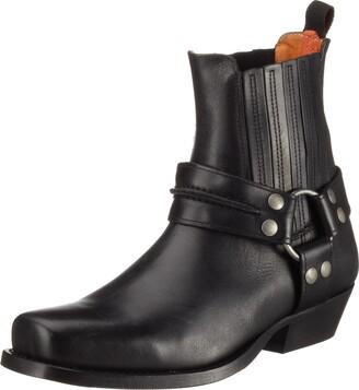 Dockers by Gerli 170102-002001 Mens Cowboy Boots Black (Schwarz 001) 10.5 UK (45 EU)