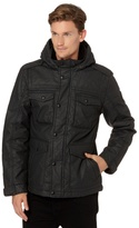Wrangler Big And Tall Black Water Resistant Envy Field Jacket
