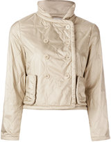 Aspesi padded cropped jacket - women - Polyester - S