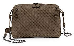 Bottega Veneta Women's Nodini Leather Crossbody Bag
