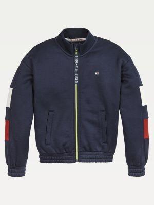 Tommy Hilfiger Colour-Blocked Track Jacket