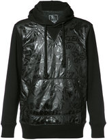 PRPS kangaroo pockets hoodie - men - Cotton/Polyester/Spandex/Elastane - L