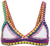 Kiini Yaz Woven Bikini Top