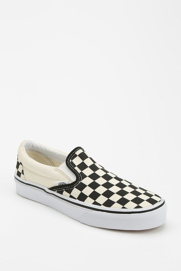 Vans Checkered Slip-On Women's Sneaker