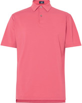 Dunhill Links - Stretch-jersey Golf Polo Shirt