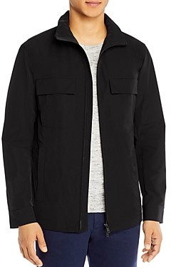 Theory Everett Foundation Tech Regular Fit Jacket