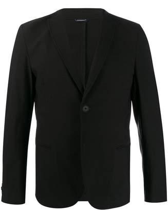 Daniele Alessandrini fitted blazer jacket