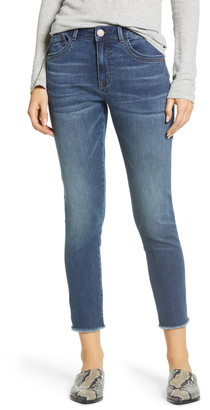 Wit & Wisdom High Waist Seamless Ankle Skimmer Jeans