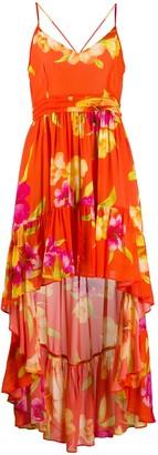 Twin-Set Twin Set floral print dress