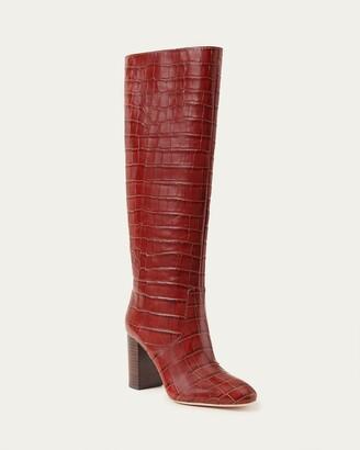 Loeffler Randall Goldy Chestnut Tall Boot