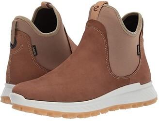 Ecco Sport Sport Exostrike GORE-TEX(r) Boot (Camel) Women's Boots
