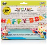 Smallable LED Happy Birthday Lights