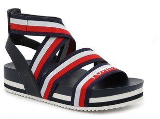 Tommy Hilfiger Belgin Wedge Sandal