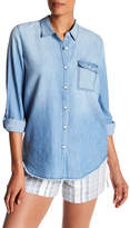 Soft Joie Onyx B Chambray Shirt