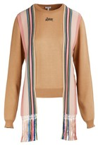 Loewe Sweater with striped bands
