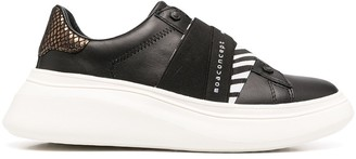 Moa Master Of Arts Elastic Strap Sneakers