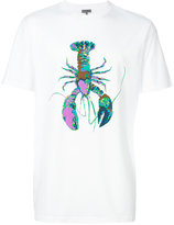 Lanvin lobster print T-shirt