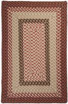 Colonial Mills Sausalito Reversible Braided Indoor/Outdoor Rectangular Rug