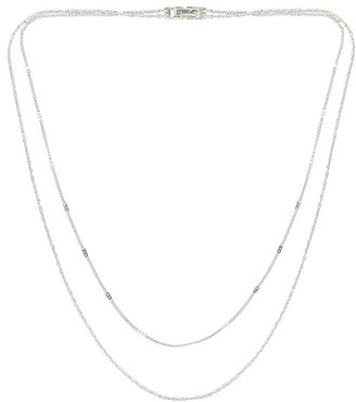 Jenny Bird Double Layer Necklace