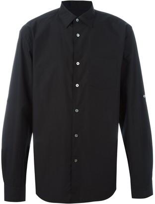 John Varvatos Colour Block Shirt