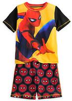 Disney Spider-Man Short Sleep Set for Boys