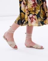 Spurr Suzie Lace-Up Sandals