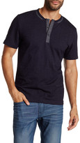 Smash Wear Short Sleeve Henley Shirt