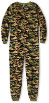 JCPenney JELLIFISH KIDS Jellifish Kids Fleece Zip-Front Pajamas - Boys 4-16