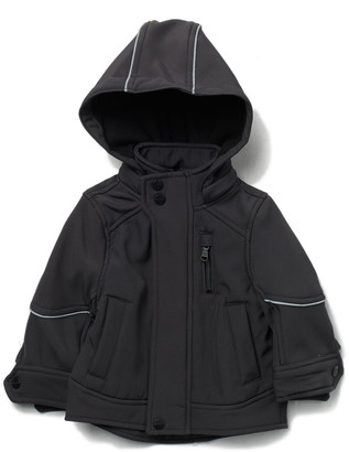 Urban Republic Soft Shell Hooded Jacket