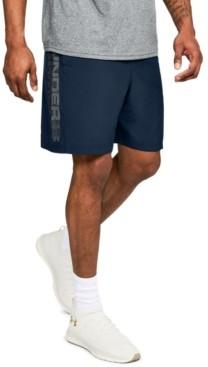 "Under Armour Men's Woven Graphic Wordmark 8"" Shorts"