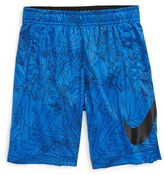 Nike Toddler Boy's Fly Print Dri-Fit Shorts
