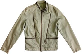 Imperial Star Khaki Cotton Jackets