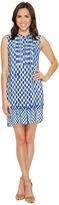 Nic+Zoe Falling Dots Tunic Dress Women's Dress